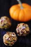 Pumpkin No-Bake Energy Bites