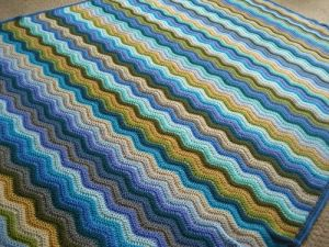 Attic24 Ripple Blanket