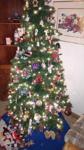 Lawsons Christmas tree