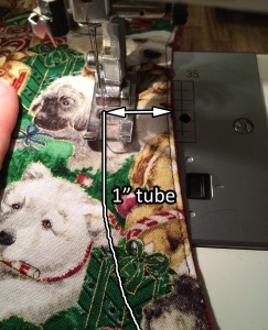 1 inch tube