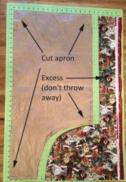 Cut Apron