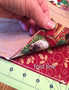 Fold Line
