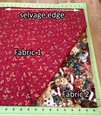 Selvage edge
