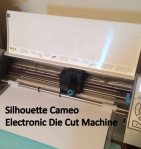 Cameo Electronic Die Cut Machine