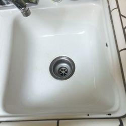 DIY Soft Scrub Cleanser After