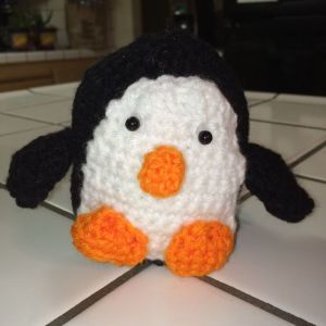 Day 10 Oswald the Penguin