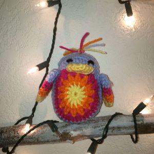 Day 17 Starburst on Wall Tree2
