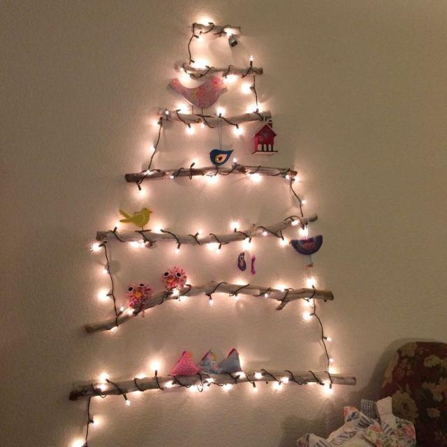 Day 8 Wall Tree