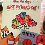 Mothers Day Card from WEM