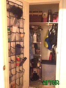 Hall Closet After5
