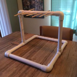 bead drying rack
